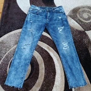 American Eagle slim straight fit jeans